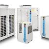 Водоохладители воздушное охлаж