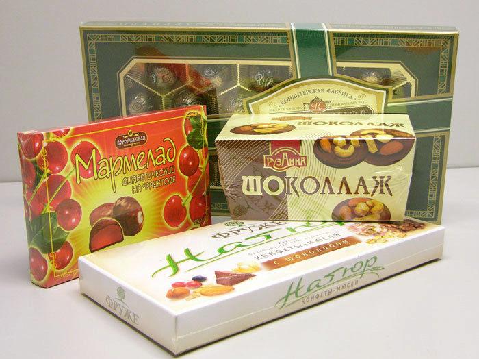 Конфеты доставка по украине